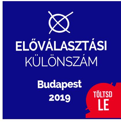 Előválasztás Budapest 2019